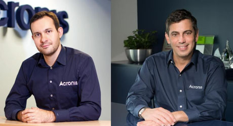 Acronis nombra Presidente a John Zanni y a Gaidar Magdanurov director de Marketing