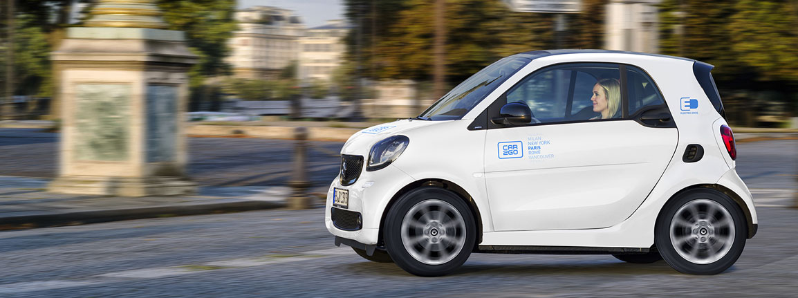 car2go y Drive Now lanzan 'Share now'