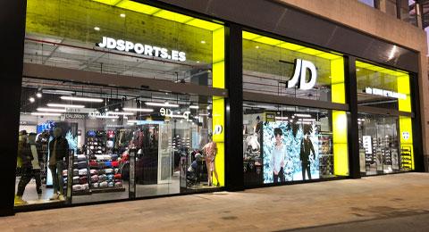 JD Sports roza las 60 tiendas en España
