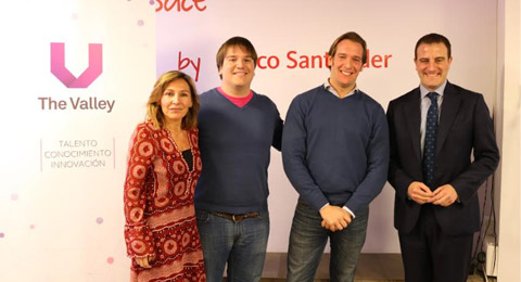 BNext ganador del Fintech Open Challenge de The Valley y Banco Santander